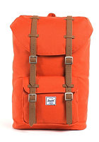 HERSCHEL SUPPLY CO Little America Mid-Volume camper orange