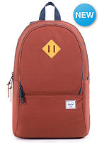 HERSCHEL SUPPLY CO Nelson Backpack rust/navy/ cooper rubber