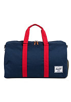 HERSCHEL SUPPLY CO Novel Duffle Bag navy/red/woodland camo