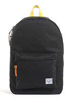 HERSCHEL SUPPLY CO Settlement Backpack black/lime punch