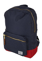 HERSCHEL SUPPLY CO Settlement Mid-Volume Backpack red/navy
