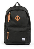 HERSCHEL SUPPLY CO Woodlands Canvas Backpack black