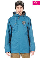 HOLDEN Coaches Jacket pacific blue