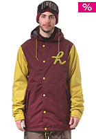 HOLDEN Coaches Jacket port royale/antique moss
