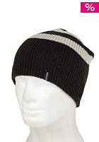 HOLDEN Striped Cuff Beanie flint/bone