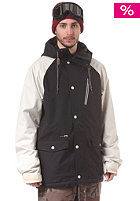 HOLDEN Varsity Snow Jacket black/bone