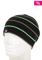 Hoppipolla Prir Beanie black/green
