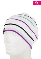 Hoppipolla Prir Beanie white/purple/green