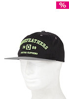 HORSEFEATHERS Chevy Snapback Cap black