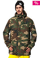 Cyclone Snow Jacket camo