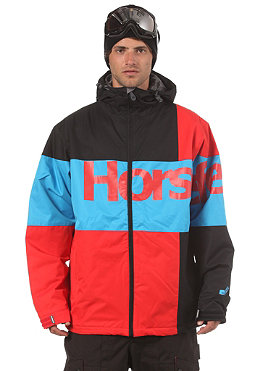 HORSEFEATHERS Haris Insulated Jacket red