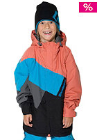 HORSEFEATHERS Kids Orbit Jacket coral