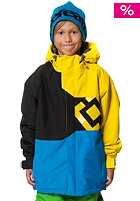HORSEFEATHERS Kids Pyxis Jacket yellow