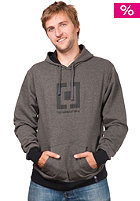 HORSEFEATHERS Leader Hooded Sweat heather anthracite