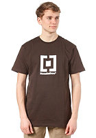 HORSEFEATHERS New Base S/S T-Shirt brown