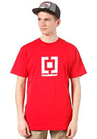 HORSEFEATHERS New Base S/S T-Shirt red