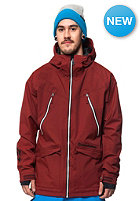 HORSEFEATHERS Prophet insulated russet