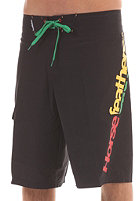 HORSEFEATHERS Shield Boardshort black