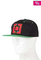 HORSEFEATHERS Spot Snapback Cap rasta