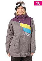 HORSEFEATHERS Womens Altair Jacket gray