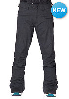 HORSEFEATHERS Womens Ivy 10 Snowboard Pant washed black