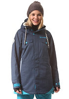 HORSEFEATHERS Womens Maddie Jacket dark blue
