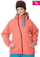 HORSEFEATHERS Womens Mira Snow Jacket coral