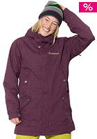 HORSEFEATHERS Womens Nair Jacket purple