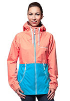 HORSEFEATHERS Womens Nika coral/blue