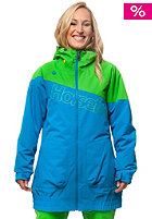 Womens Nualla Jacket green