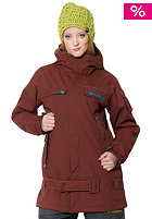 HORSEFEATHERS Womens Orion Snow Jacket rosewood