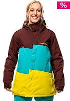 HORSEFEATHERS Womens Riga Snow Jacket cinnamon