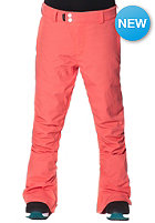 HORSEFEATHERS Womens Serena Snowboard Pant coral