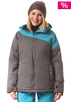 HORSEFEATHERS Womens Zoey Jacket heather gray