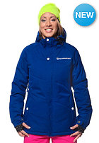 HORSEFEATHERS Womens Zoey Snowboard Jacket heather navy
