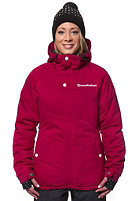 HORSEFEATHERS Womens Zoey Snowboard Jacket heather purple