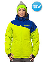 HORSEFEATHERS Womens Zoey Snowboard Jacket lime
