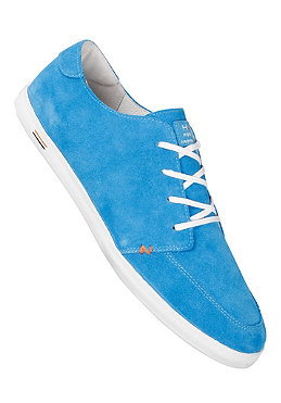 HUB Boss Suede blue/white