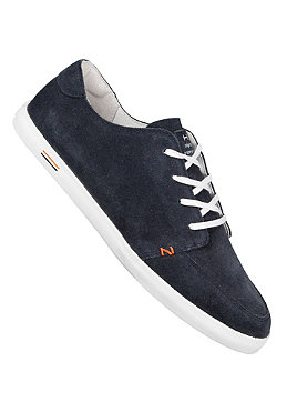 HUB Boss Suede navy/white
