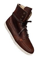 HUB Chess dark brown/white