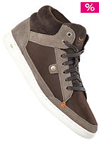 HUB Industry Sneak S dark grey/dark brown/white