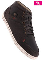 HUB Kingston dark brown/white