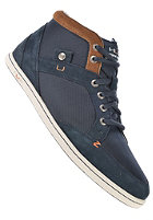 HUB Kingston Sneak S navy/brown/white