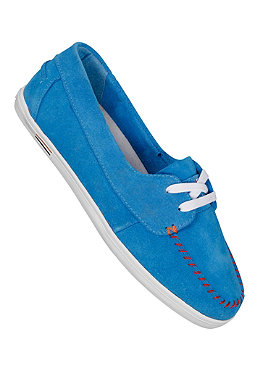 HUB Womens Biarritz Suede blue/white