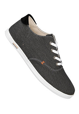 HUB Womens Eiri Canvas black/white