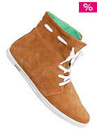 HUB Womens Ibiza S tobacco/white