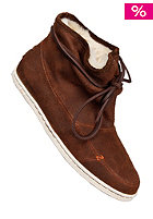 HUB Womens Queen WS brown/white