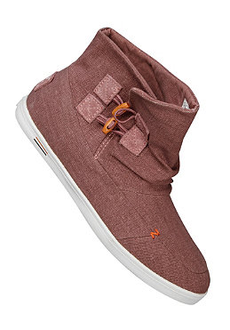 HUB Womens Queenie Canvas pinkish/white