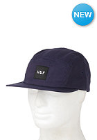 HUF Core Box Logo Volley Cap navy