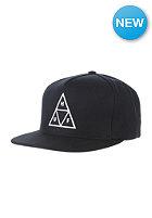 HUF DWR Triple Triangle Snapback Cap black
